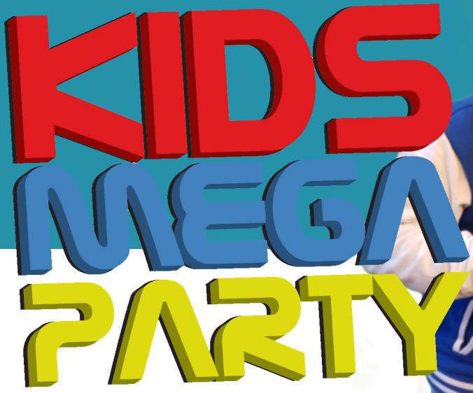 Top Kids Mega Party Homepage @RG16